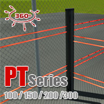 PT Series -  Photoelectric Beams Towers (360o protection range)
