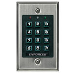 ENFORCER Indoor Access Control Keypad