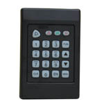 PR-MR101 Weatherproof access control keypad with proximity function