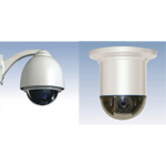 AV-Precision Super High 35X Day/Night Indoor and Outdoor High Speed Dome Cameras, P-613 and P-813