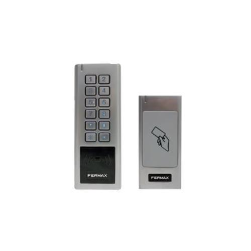 RESISTANT Anti-vandal Access Control Readers