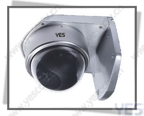 IR/DOME/VANDALPROOF/SONY CCD CAMERA YES-9006