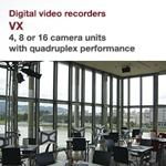 Digital Video Recorders VX from Visual Tools