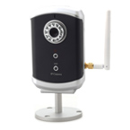 Self-Networking Day/Night IP camera, IC212w