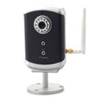 Self-Networking Day/Night IP camera, IC212w