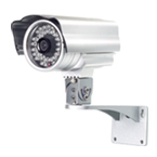 Self-Networking Outdoor IP camera, IC602