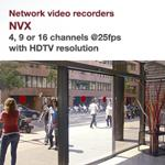 Network video recorders NVX