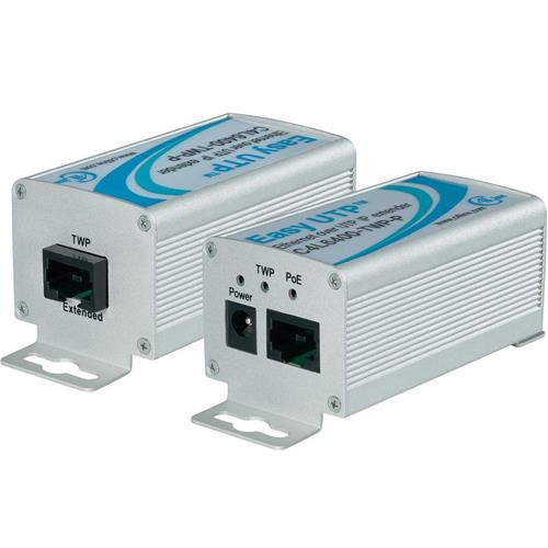 Easy UTP - IP Ethernet over UTP Extender