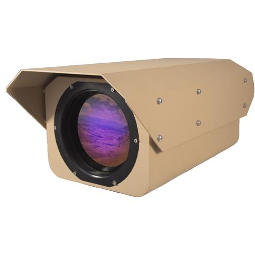 55km vehicle HD MCT thermal imaging Infrared Surveillance IR Cooled Night Vision Gyro PTZ IP camera