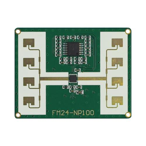 24GHz microwave ranging radar module FM24-NP100