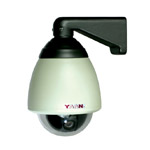 3D Dynamic High Speed Dome Camera