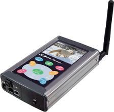 "Portable DVR w/Wireless Receiver and 2.36"" Screen"