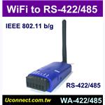 WiFi RS-422/RS-485 adapter, WiFi serial converter
