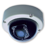Asoni CAM415 IR Network Vandal Dome Camera