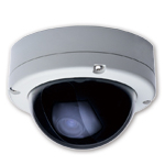 Asoni CAM419  Mega-Pixel Network Vandal Dome Camera