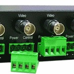 CCTV Video, Power and PTZ hub