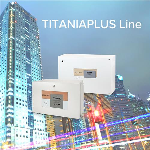 TITANIAPLUS systems - From intrusion detection to building automation
