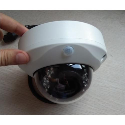 PIR Motion Detection IP Camera with WDR Pro enhancement