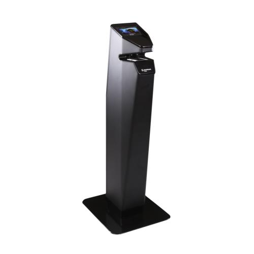 MorphoWave Tower (Contactless 4 Fingerprint Access Control)