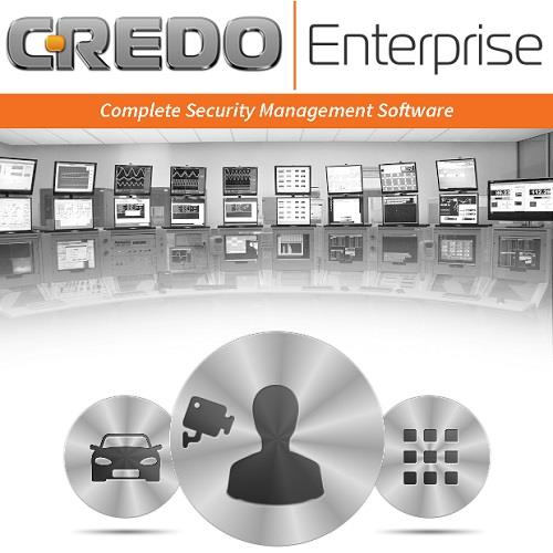 CredoID Enterprise Access Control & Security Management Software