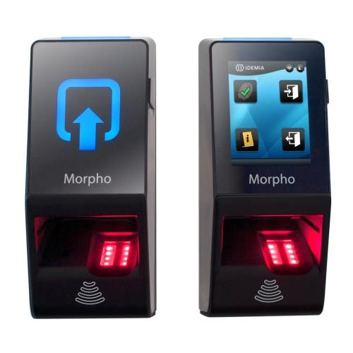 MorphoAccess SIGMA Lite by IDEMIA (Fingerprint Access Control Readers - Slim)