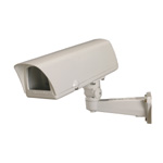 TPH-5000 Front-to-back CCTV Camera Enclosures