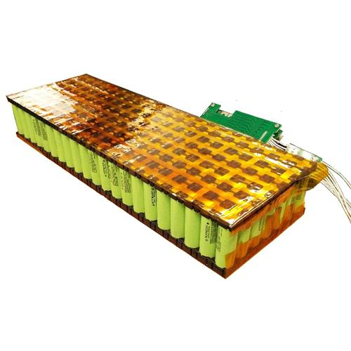Rechargeable Battery Pack 25.9V 60.9Ah with PCM and Plast Holder