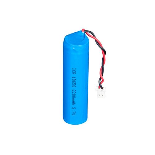 High Quality Li-ion 18650 3.7V 2200mAh battery pack with PCB and Connector