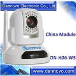 DANNOVO Mini IR Wireless Dome IP Camera,Security High Speed Dome 10X Optical Zoom(DN-H06-WS)