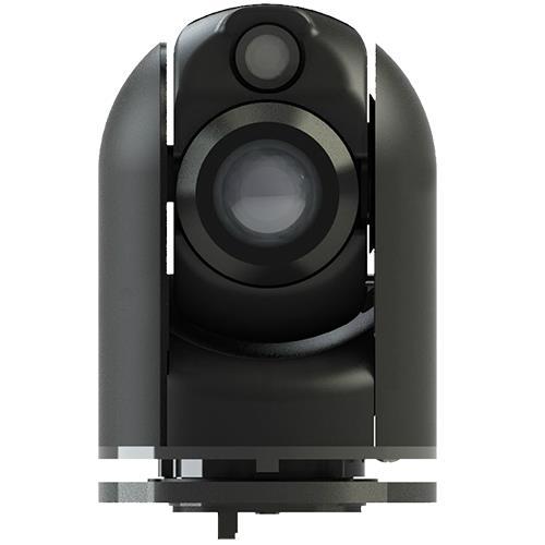 Ultra Light 165g Uav Gyro Stabilized Gimbal Infrared