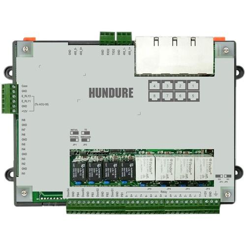 Hundure RAC-4600N TCP/IP 4 Doors Control Panel