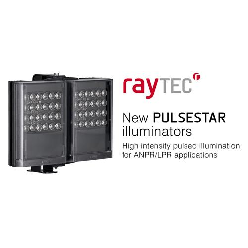 Raytec PULSESTAR High Intensity Pulsed LED Illuminator