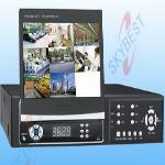 H.264 Stand Alone DVR with 7