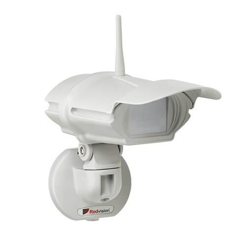 Redvision Genesis 1 – Wireless PIR Detector for CCTV systems