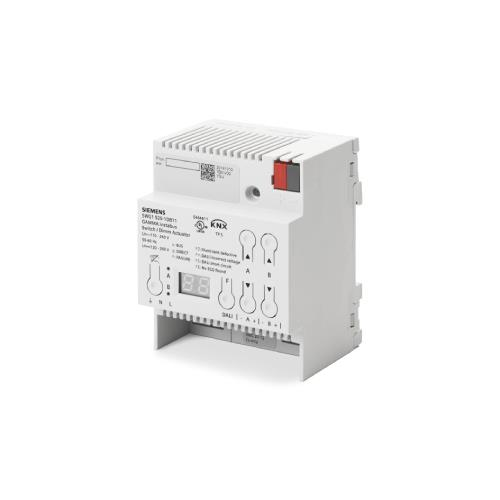 Siemens N525D11 KNX Switch and Dim Actuator 2X DALI Broadcast