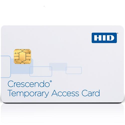 HID Crescendo Temporary Access Card