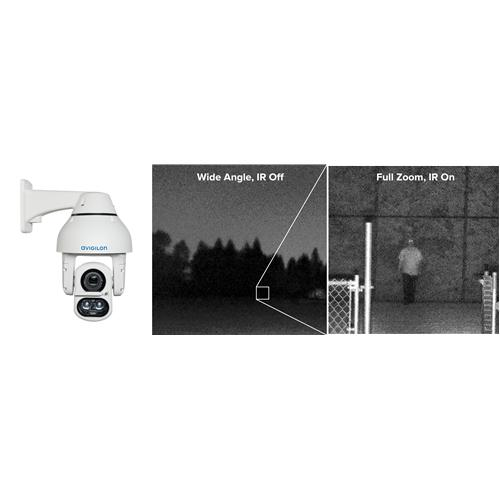 Avigilon H4 IR PTZ Camera
