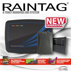 EA MSC RAINTAG LONG RANGE READER