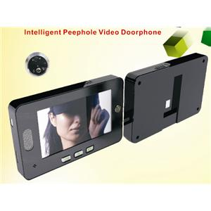 Foresight Intelligent Peephole Video Doorphone