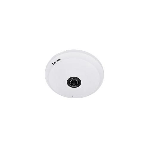 12MP, H.265, Day/Night, panomorph network camera