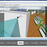 Axis SketchUp 3D CAD software