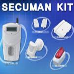 Wireless Security System(SECUMAN KIT)