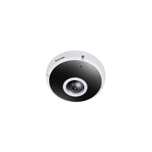12MP H.265 panomorph network camera FE9391-EV