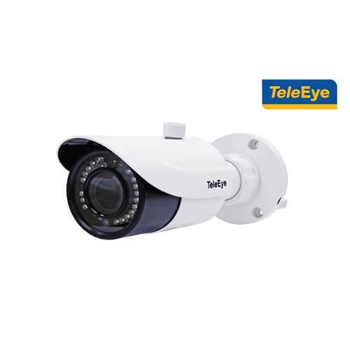 TeleEye MP2300 Series Starlight IP Cameras