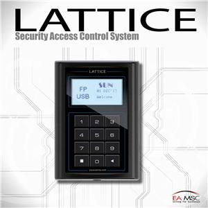 EA MSC LATTICE LCD KEYPAD READER