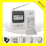 Auto-dial home/business security alarm system