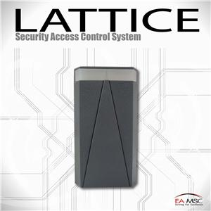 EA MSC LATTICE CARD READER