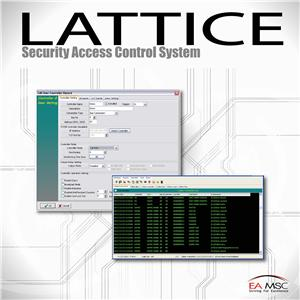 EA MSC LATTICE SECURITY MANAGEMENT SYSTEM