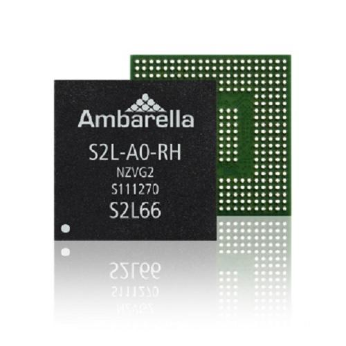 Ambarella S2L IP Camera Processor