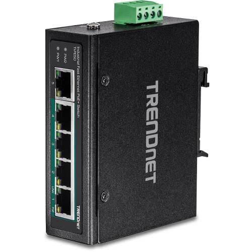 TRENDnet TI-PE50 Switch